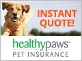Healthy Paws Pet Insurance and Foundation.